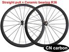 Ceraming bearing R36 hub 38mm Clincher carbon bike wheels 20.5mm, 23mm 25mm wide