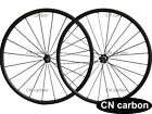 24mm Clincher carbon road bike wheelset 20.5mm,23mm rim width Novatec hub