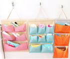Hanging Storage Bag Organizer Container Bedside Wardrobe Toiletry Wall Door YE48