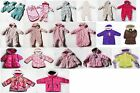 NWT Girls Jacket Coat Bunting Snowsuit Pram NEW Winter Fall Warm 3m 6m 9m 12m 18