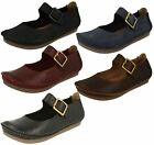 Ladies Clarks Mary Jane Flats Janey June