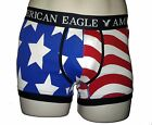 NWT AMERICAN EAGLE OUTFITTERS MENS AMERICAN LOW RISE TRUNK NEW USA FLAG BOXER