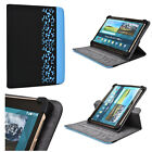 Back to School Kroo Universal Rotational 8? Tablet Cover Case w / Stand Feature M