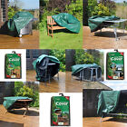 Large Garden Furniture Weatherproof Covers Bbq, Bench, Table, Hammock, Patio Etc