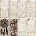 Kyпить HENNA Flower Paisley Tribal Elephant Cover Phone Case for iPhone 5S SE 6 6S 7 + на еВаy.соm