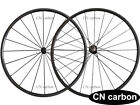 1060g 20.5mm,23mm width 24mm Tubular carbon fibre bicycle wheelset R13 +424