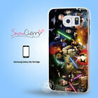 Samsung Galaxy S3 4 5 6 7 8 Edge Plus Note Case Cover Star Wars MS6020 $9.95 AUD