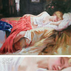 "48W""x36H"" DAYDREAM - PINO DAENI-STYLE ORIGINAL HAND PAINTED OIL ON CANVAS"