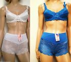 Mix&match Petilance/tendresse Complimentary Bra/set With French Style Lace Panty