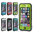 For iPhone 6 & 6 Plus Waterproof Case Shockproof Snowproof Durable Case Cover