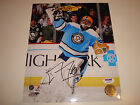 Marc-Andre Fleury Signed Pittsburg Penguins 8x10 Photo PSA/DNA Winter Classic 1A