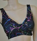 Hot Yoga Clothes Sports Bra Workout Tank Bikram Yoga Crossfit Polefit Neon
