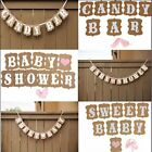 It's A Girl/Boy Baby Shower Bunting Party Banner Garland Photo Party Props Decor