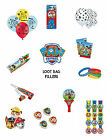 Paw Patrol Kids Birthday Party Lootbag Favour Gifts
