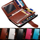 "Luxury Card Slot Leather Wallet Case Flip Cover For iPhone 6 4.7"" 6 Plus 5.5"""