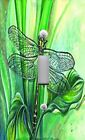 Light Switch Plate & Outlet Covers ~ GREEN DRAGONFLY