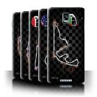 2014 F1 Track Phone Case/Cover for Huawei Ascend P1
