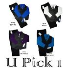 BOYS 4 PC SET DRESS UP OUTFIT SUIT CHURCH WEDDING HOLIDAY KIDS 4 5 6 CHILDREN