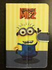 """Despicable me Universal Leather Stand Case Cover 8"""" 8 Inch Tab Android Tablet PC"""