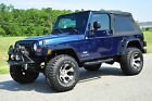 Jeep+%3A+Wrangler+Unlimited+LJ+Sport+70k+Lifted+Modified+%26+Clean+Carfax%21