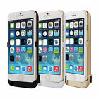 """10000mAh For iPhone6 External Battery Backup Charger Case Cover 4.7"""" 5V / 1A Max"""