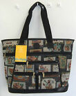 Tapestry Large Tote Shopping Bag Light Strong Shoulder Bag SH104