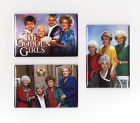 THE GOLDEN GIRLS - PHOTO POSTER MAGNETS (dorothy blanche rose sofia print cast)