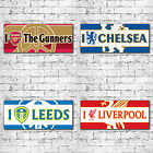 Football Teams Art Canvas Prints - Soccer Sports Arsenal Barcelona Chelsea gift