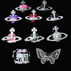 Swaroski Crystal Diamante Wedding Party Brooch Pin for all occasion dresses