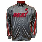 New Majestic NBA Miami Heat Mens Track Jacket Officially Licensed!!!