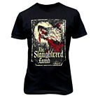 9143 THE SLAUGHTERED LAMB T-SHIRT AMERICAN WEREWOLF IN LONDON pub horror