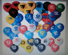 AFL team printed balloons or large supporter flags