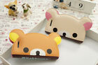 Lovely Cute Cartoon Flip PU Leather Case Cover for Apple iPhone 6/ 6 Plus 5.5''