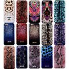 New JUST CAVALLI Sexy Leopard Snake Skull Animal TPU Case for iPhone Cell Phone