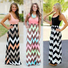 UK Womens Celeb Sexy Boho Long Maxi Dress Ladies Summer Beach Party Sun Dress