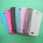 "For 4.5"" ZTE Blade A430 --Silicone TPU soft skin Protect Case Cover 4G LTE"