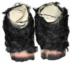 Morris Costumes Accessories & Makeup Gorilla Rubber Hands & Feet. TH33