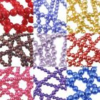12mm Round Glass Pearl Beads 20+ Colours - 36 Beads