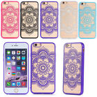 Soft TPU+Hard PC Light Cute Pattern Phone Case Cover Skins For iPhone 6S/6S Plus