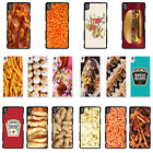 Food Snacks cover case for Sony Xperia Phone - G17