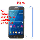 5X Screen Protector Glossy Protective Guard Film  for Samsung Galaxy Cell Phone