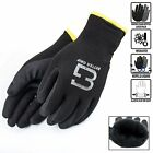 Safety Winter Insulatated Double Lining Rubber-Coated Work Gloves-BGWANS фото