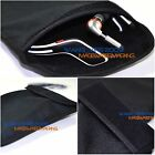 Carry Portable Bag Pouch Case For Motorola Wireless Bluetooth Headset Headphones
