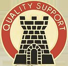 0099 Support Group Unit Crest (Quality Support)