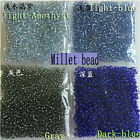 1000pcs wholesale silver lined glass SEED BEADS jewelry making multi COLOUR hot