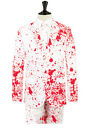 Opposuits Bloody Harry Psycho Slim Fit Halloween Suit - Jacket, Trousers & Tie I