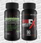 Theratosterone & Mass Muscle FX(New&Sealed)muscle,power,fitness,bodybuilding