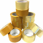 Strong Parcel Packing Tape Assorted Color Packaging Clear Brown 48mm x 66m