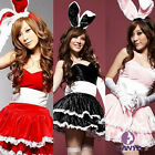 NEW Costumes playing fun uniforms game service bunny costume dress Christmas