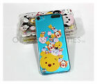 Disney Cartoon Heads Clear Hard Plastic Snap On Case for iPod Touch 5 5th Gen